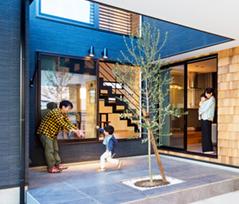 高品質なデザイン住宅が適正価格で建てられる